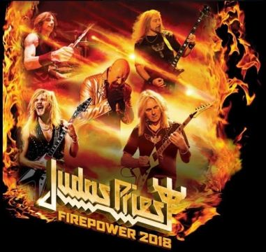 Nový album JUDAS PRIEST