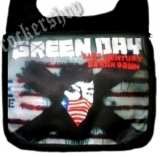 Taška GREEN DAY-Flag Mask 0cdb0fa176