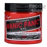 Farba na vlasy MANIC PANIC-Electric Tiger Lily