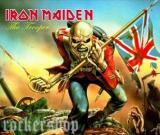 Obrus IRON MAIDEN-Trooper