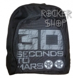 Ruksak 30 SECONDS TO MARS-Logo