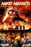 Vlajka AMON AMARTH-Surtur Rising Band