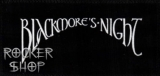 Nášivka BLACKMORE´S NIGHT-Logo