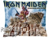 Vankúš IRON MAIDEN-Somewhere Back In Time