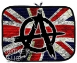 Púzdro na notebook ANARCHY-UK Flag