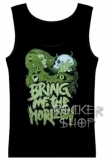 Tričko BRING ME THE HORIZON dámsky top-Girl Holding Skull