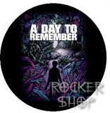 Odznak A DAY TO REMEMBER-Homesick