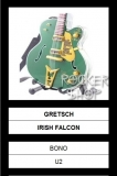 Mini gitara BONO-Gretsch Irish Falcon