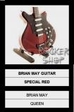 Mini gitara BRIAN MAY-Brian May Guitar Special Red