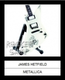 Mini gitara JAMES HETFIELD-Explorer Papa Het