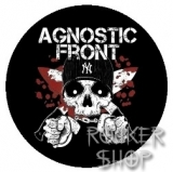 Odznak AGNOSTIC FRONT-United And Strong