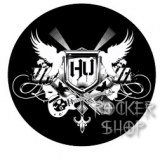 Odznak HOLLYWOOD UNDEAD-Logo