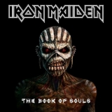 CD IRON MAIDEN-Book Of Souls