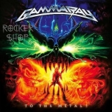 CD GAMMA RAY-To The Metal!