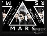 Peňaženka 30 SECONDS TO MARS-Band