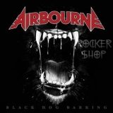 Nálepka AIRBOURNE-Black Dog Barking