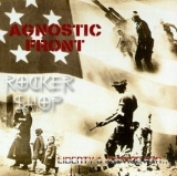 CD AGNOSTIC FRONT-Liberty And Justice