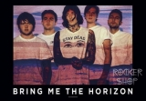 Vlajka BRING ME THE HORIZON-Band