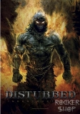 Vlajka DISTURBED-Indestructible