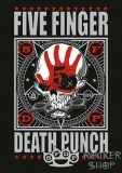 Vlajka FIVE FINGER DEATH PUNCH-Hand