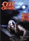 Vlajka OZZY OSBOURNE-Bark At The Moon