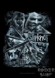 Vlajka SLIPKNOT-Shards
