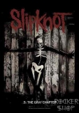 Vlajka SLIPKNOT-.5: The Gray Chapter