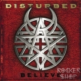 CD DISTURBED-Believe