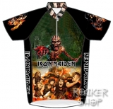 Dres IRON MAIDEN cyklistický-Book Of Souls