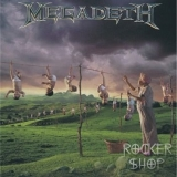 CD MEGADETH-Youthanasia