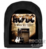Ruksak AC/DC-In Rock We Trust