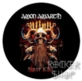 Odznak AMON AMARTH-First Kill