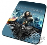 Nálepka GAME OF THRONES na mobil-Jon Snow