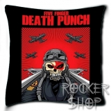 Vankúš FIVE FINGER DEATH PUNCH-Skull Pilot