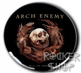 Magnetka ARCH ENEMY-Will The Power