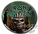 Magnetka IRON MAIDEN-Book Of Souls