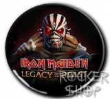 Magnetka IRON MAIDEN-Legacy Of The Beast