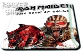 Magnetka IRON MAIDEN 3D-Book Of Souls Tour