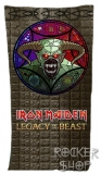 Osuška IRON MAIDEN-Legacy Of The Beast