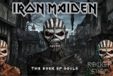Obrus IRON MAIDEN-Book Of Souls