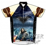 Dres GAME OF THRONES cyklistický