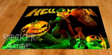 Koberec HELLOWEEN-Straight Out Of Hell