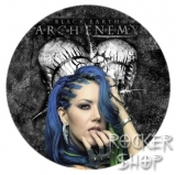 Nažehľovačka ARCH ENEMY-Black Earth