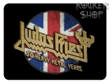 Nažehľovačka JUDAS PRIEST-50 Heavy Metal Years