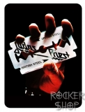 Nažehľovačka JUDAS PRIEST-British Steel