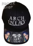 Šiltovka ARCH ENEMY-Black Earth