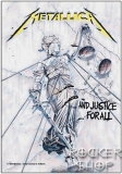 Vlajka METALLICA-And Justice For All