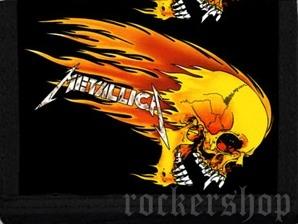 Peňaženka METALLICA-Flames Skull