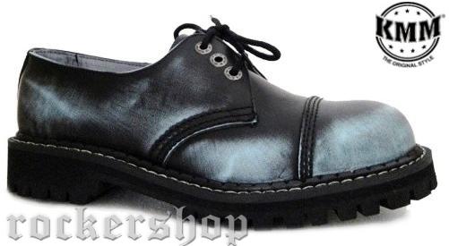 4eab421a617a Topánky KMM 3D jeans z ROCKERshopu