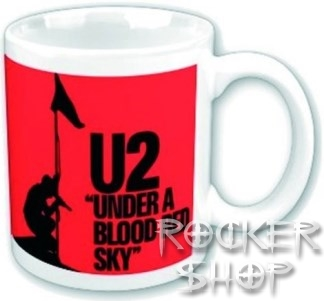 Hrnček U2-Under A Blood Red Sky